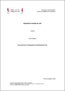 Constitutional Rights - Business Law - Term Papers