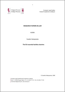 european research paper archive The european court of justice and process-oriented review research and process-oriented review research paper archive of european integration.