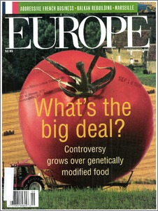GMO food labeling: Inside the controversy