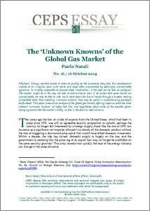 Global market essays